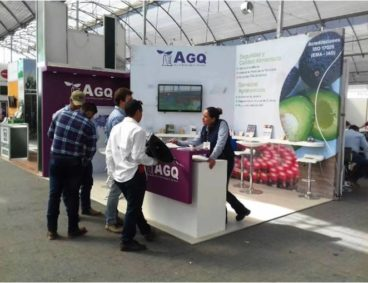 AGQ Labs en Expo AgroAlimentaria Guanajuato