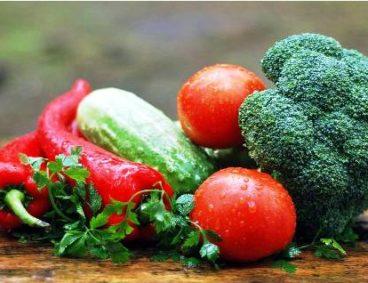 Análisis de residuos de plaguicidas en hortalizas