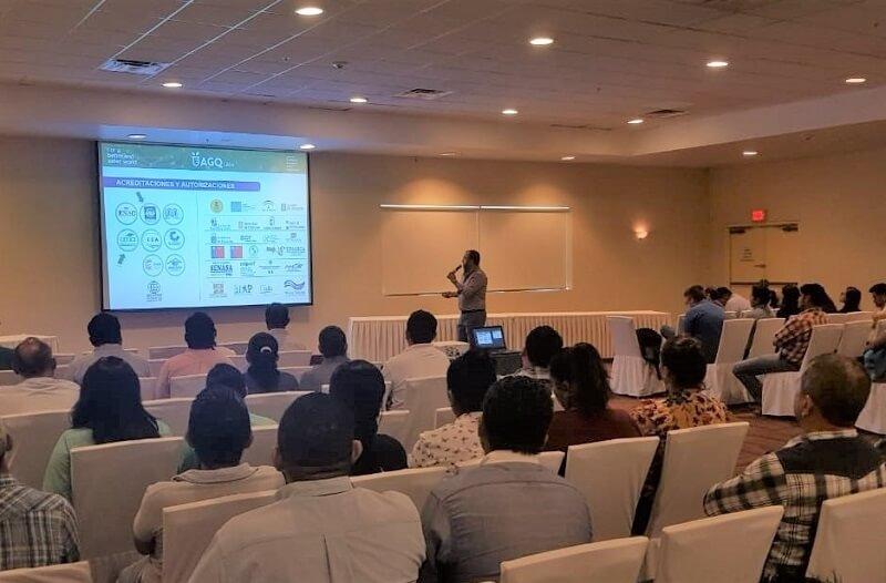 AGQ Labs en Jornadas Tecnicas GlobalGAP Mexico