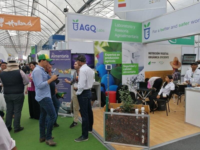 AGQ Labs presente en la Expo Agroalimentaria 2019