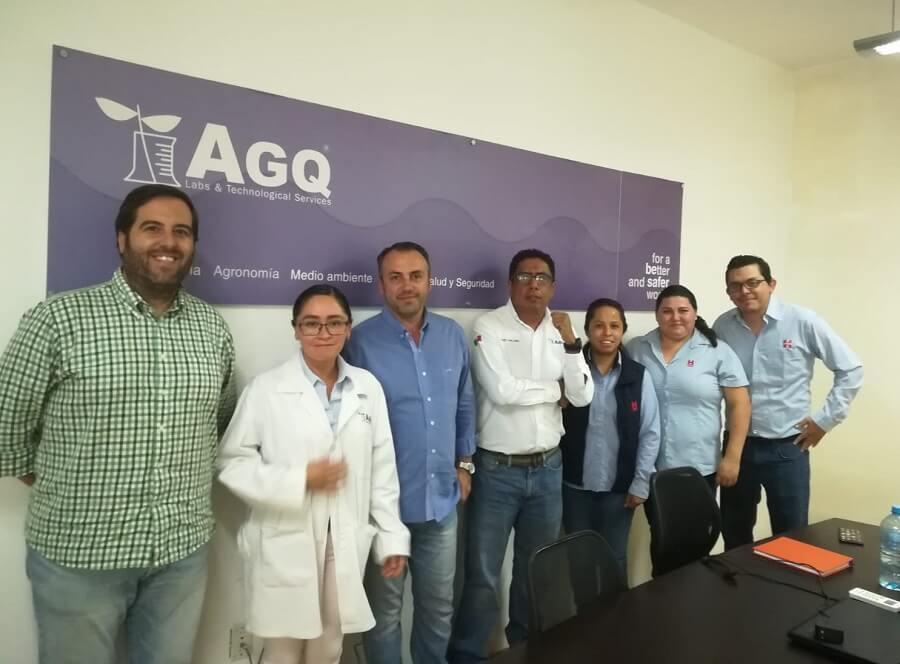 AGQ Labs trabajara con el Grupo Herdez