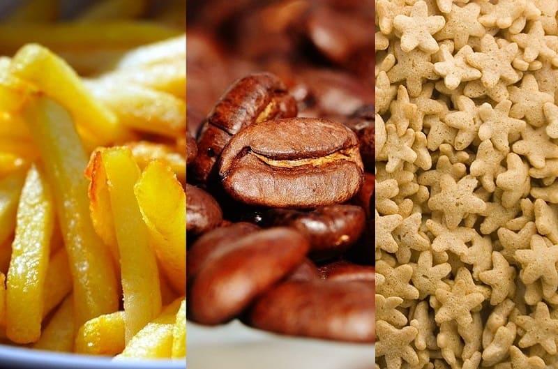 Acrilamida en alimentos analisis y control de calidad