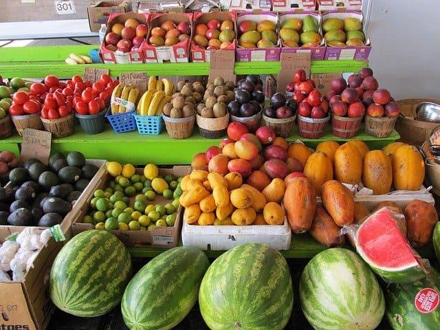 Análisis de frutas para conocer su calidad
