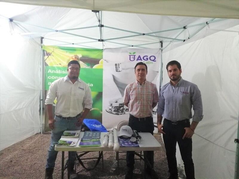 AGQ Labs en Asamblea de Productores de Uva de Mesa