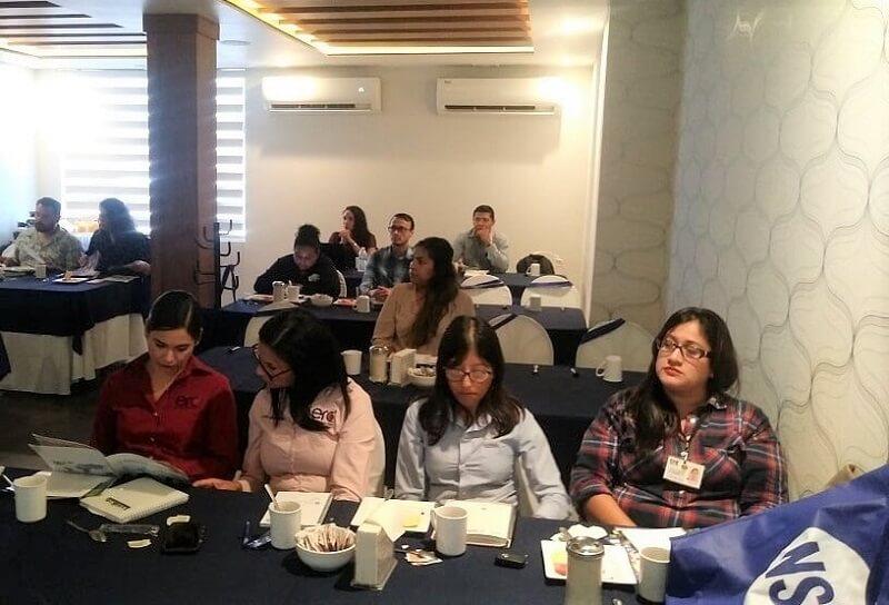 Capacitaciones AGQ Labs y NSF en Baja California