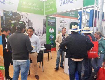 AGQ Labs en Expo AgroAlimentaria Guanajuato 2018