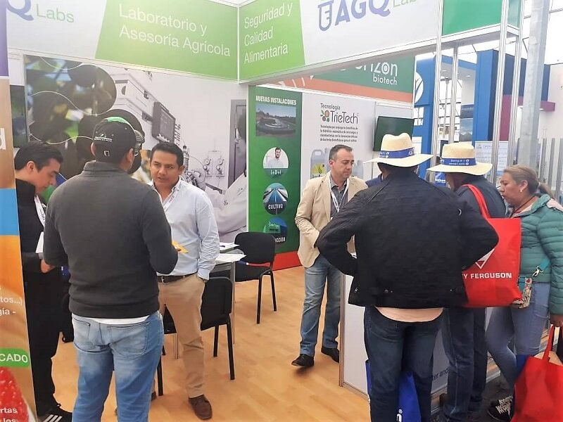 Expo AgroAlimentaria AGQ Labs