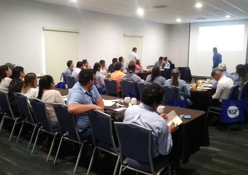 Roadshow sobre PrimusGFS y FDA Detentions en Sonora