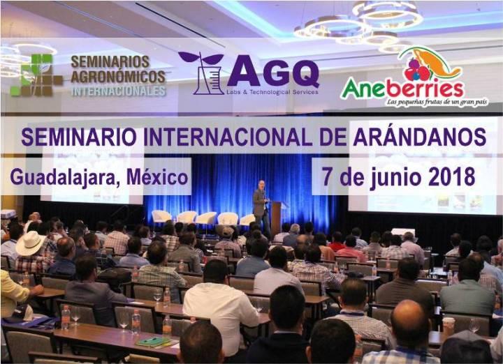 Seminario de Arandanos de Mexico
