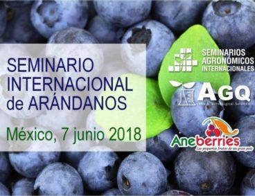 Programa del Seminario de Arándanos de México