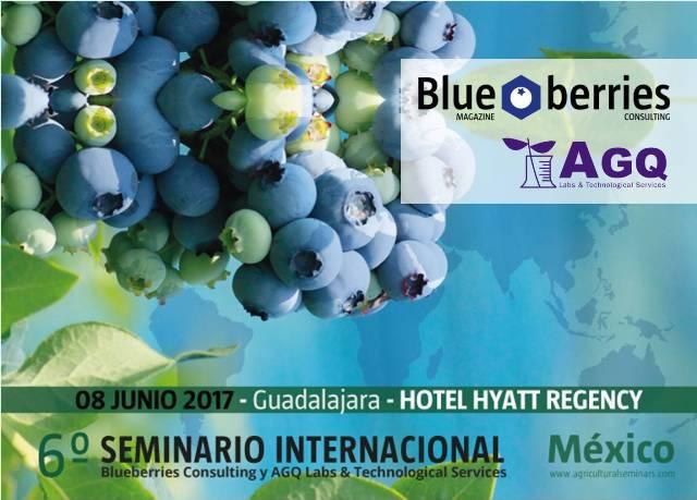 Seminario internacional de Arandanos de Mexico