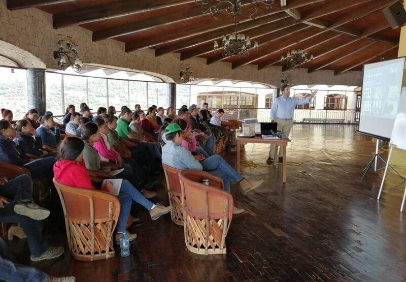 Formación agroalimentaria en Ciudad Guzmán