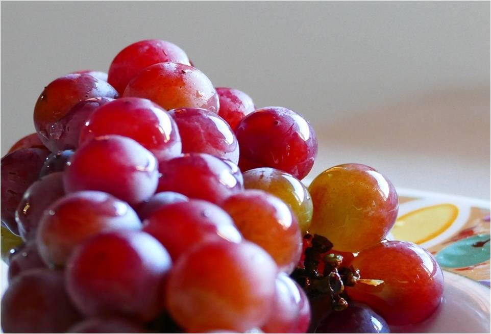 analisis de Ethephon en uva de mesa