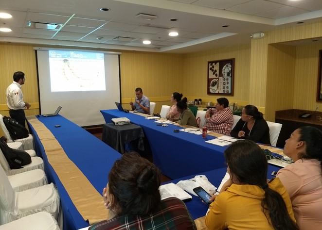 AGQ Labs participa en curso de GLOBALG.A.P. V5.2