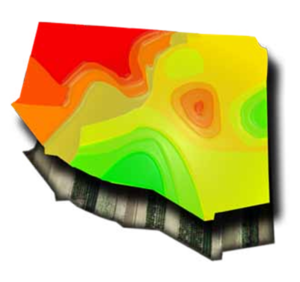 Mapas nutricionales GIS